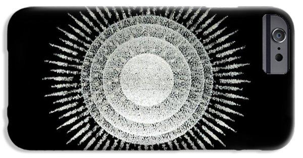 Pathogen iPhone Cases - Virus, Conceptual Artwork iPhone Case by Pasieka