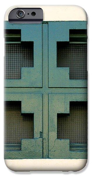 Windows iPhone Case by Henrik Lehnerer