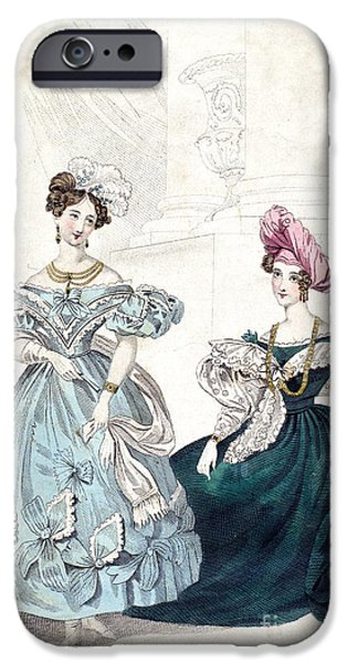 WOMENS FASHION, 1833 iPhone Case by Granger