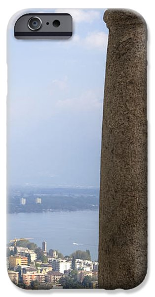 Madonna del Sasso - Locarno iPhone Case by Joana Kruse