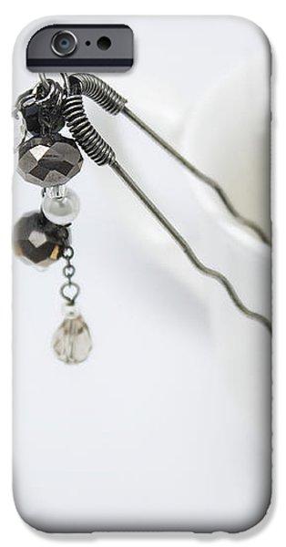 My Art Jewelry iPhone Case by Eena Bo