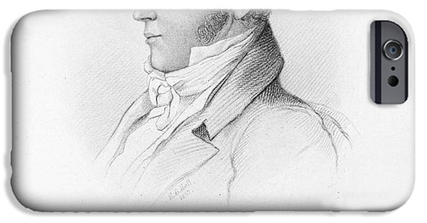 Autographed iPhone Cases - Washington Irving iPhone Case by Granger