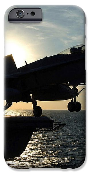 An Fa-18c Hornet Launches iPhone Case by Stocktrek Images