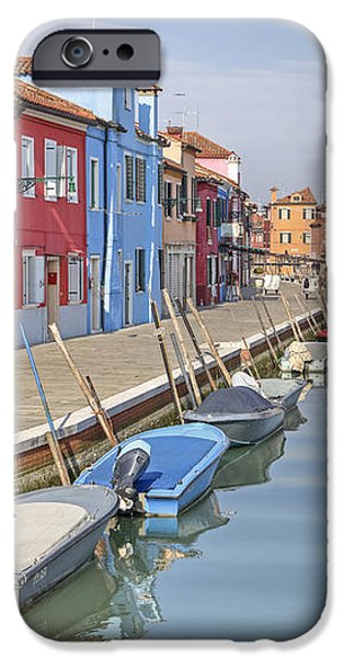 Burano iPhone Case by Joana Kruse