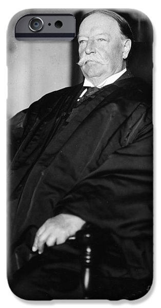 Taft iPhone Cases - William Howard Taft iPhone Case by Granger