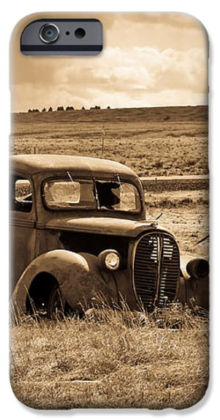 1938 Ford Pickup iPhone Case by Steve McKinzie