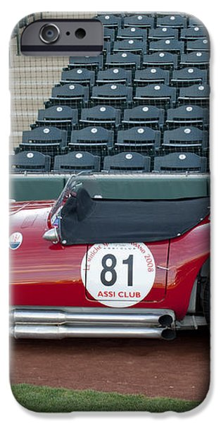 1954 Maserati A6 GCS  iPhone Case by Jill Reger