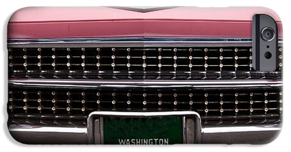 Automotive iPhone Cases - 1959 Cadillac Convertible iPhone Case by David Patterson