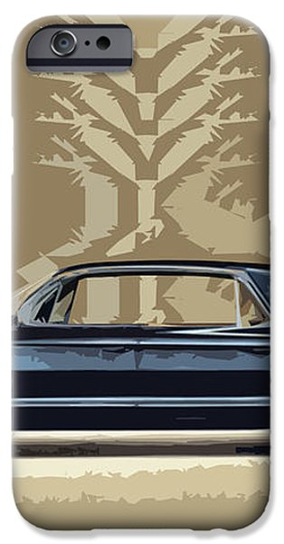 1961 Cadillac Fleetwood Sixty-Special iPhone Case by Bruce Stanfield