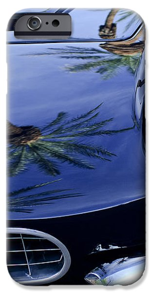 1963 Apollo Front End 2 iPhone Case by Jill Reger