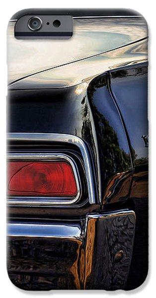 1967 Chevy Impala SS iPhone Case by Gordon Dean II