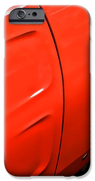 1969 Dodge Charger RT iPhone Case by Gordon Dean II