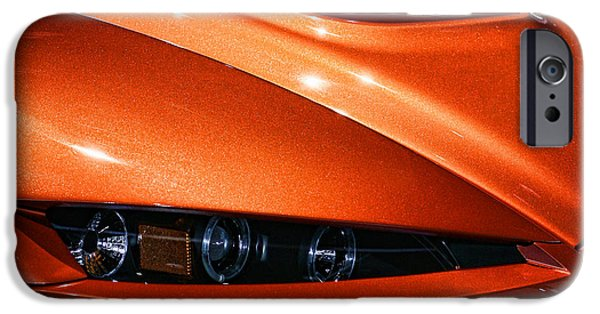Owner Digital iPhone Cases - 2012 Falcon Motor Sports F7 Series 1  iPhone Case by Gordon Dean II