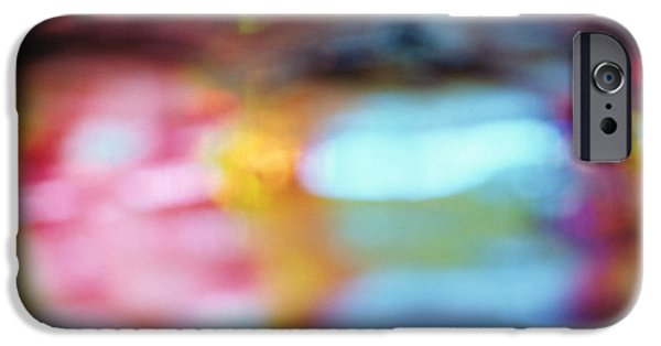 Avant Garde iPhone Cases - Abstract iPhone Case by Tony Cordoza