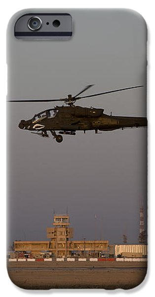An Ah-64d Apache Longbow Block Iii iPhone Case by Terry Moore