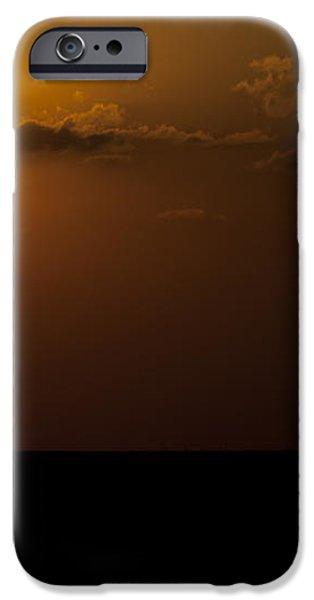 Annular Solar Eclipse iPhone Case by Phillip Jones