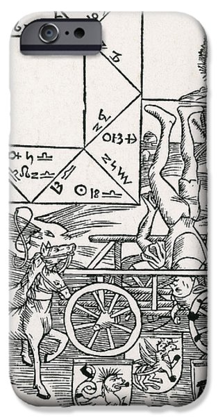 Astrology iPhone Case by Science Source