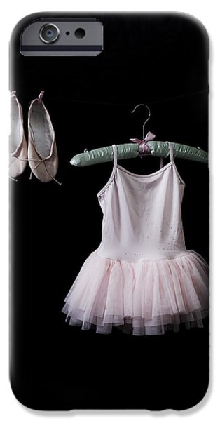 ballet dress iPhone Case by Joana Kruse