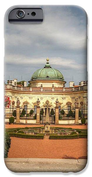 Buchlovice castle iPhone Case by Michal Boubin