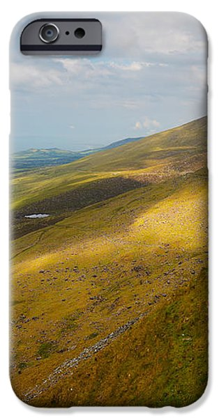 Connor pass iPhone Case by Gabriela Insuratelu