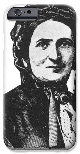 1850s iPhone Cases - ELLEN CRAFT (b.1826) iPhone Case by Granger