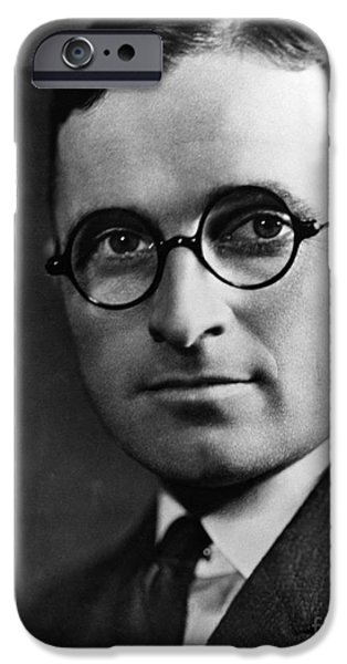 World War One iPhone Cases - Harry S. Truman, 33rd American President iPhone Case by Photo Researchers
