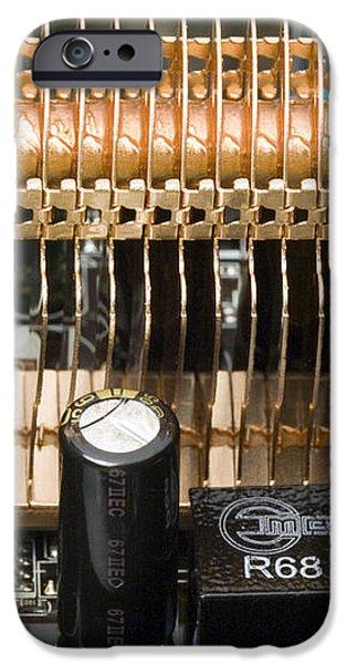 Heat Sink iPhone Case by Paul Rapson