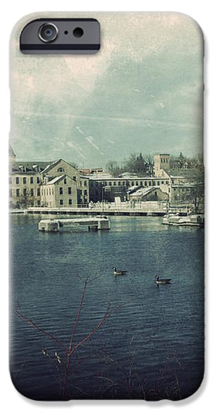 Historic Fox River Mills iPhone Case by Joel Witmeyer