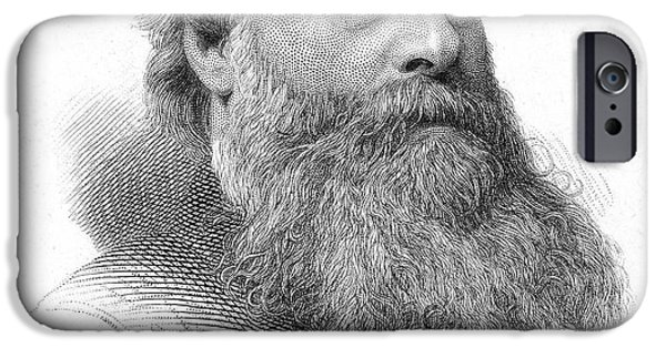 Prescott iPhone Cases - James Prescott Joule iPhone Case by Granger