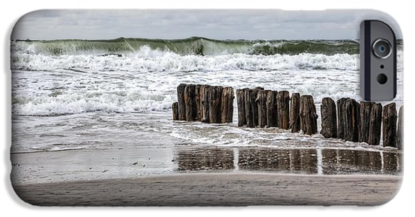 North Sea iPhone Cases - Kampen - Sylt iPhone Case by Joana Kruse