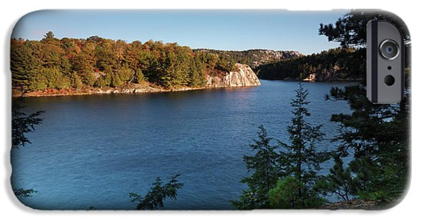 Killarney Provincial Park iPhone Cases - Killarney Provincial Park iPhone Case by Oleksiy Maksymenko
