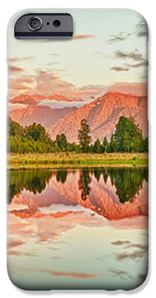 Matheson Lake iPhone Case by MotHaiBaPhoto Prints
