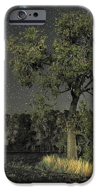 Milky Way Over Parkes Observatory iPhone Case by Alex Cherney, Terrastro.com