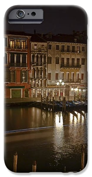 Venice by night iPhone Case by Joana Kruse