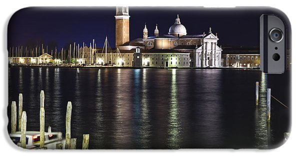 San Marco iPhone Cases - Venice iPhone Case by Joana Kruse
