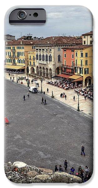 Verona iPhone Case by Joana Kruse