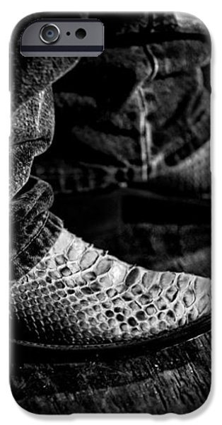 20120928_DSC00448_BW iPhone Case by Christopher Holmes