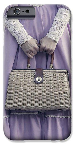handbag iPhone Case by Joana Kruse