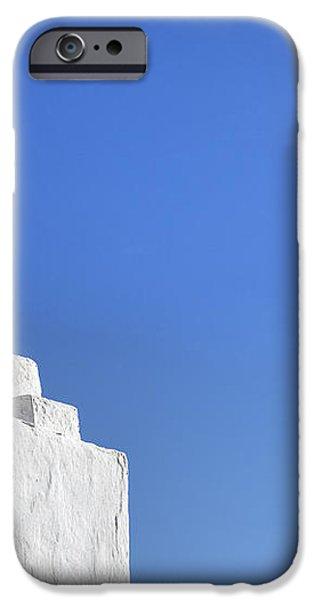Mykonos iPhone Case by Joana Kruse