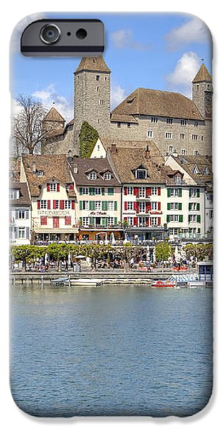 Rapperswil iPhone Case by Joana Kruse