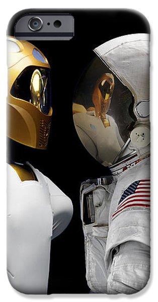 Robonaut 2, A Dexterous, Humanoid iPhone Case by Stocktrek Images
