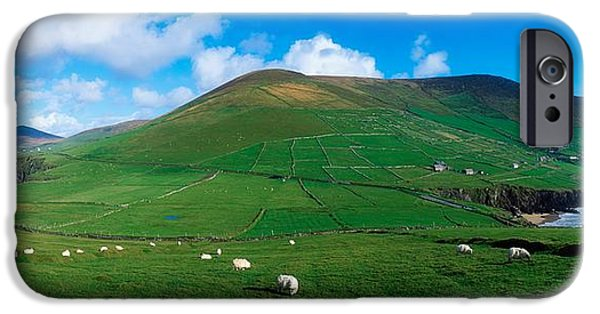 Fed iPhone Cases - Slea Head, Dingle Peninsula, Co Kerry iPhone Case by The Irish Image Collection