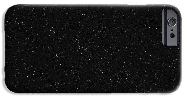 Starfield iPhone Cases - Starfield iPhone Case by Eckhard Slawik
