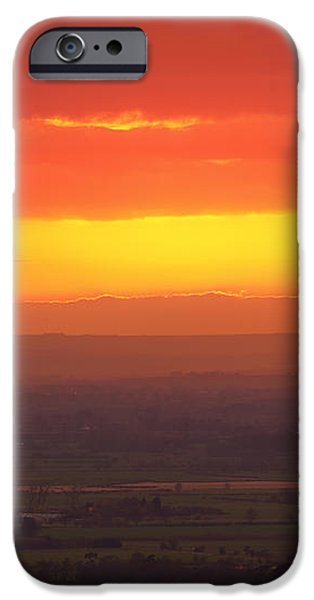 Sunset iPhone Case by Svetlana Sewell
