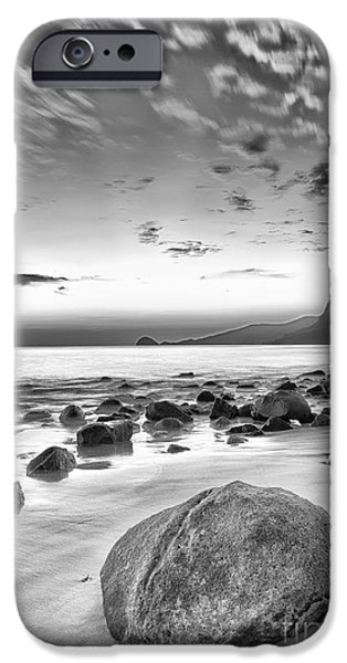 Summer iPhone Cases - Sunrise iPhone Case by MotHaiBaPhoto Prints