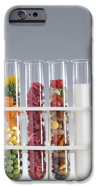 Balanced Diet iPhone Case by Tek Image