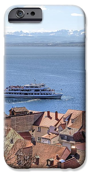 Lake Constance Meersburg iPhone Case by Joana Kruse