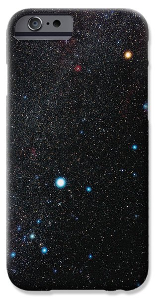 Orion Constellation iPhone Case by Eckhard Slawik