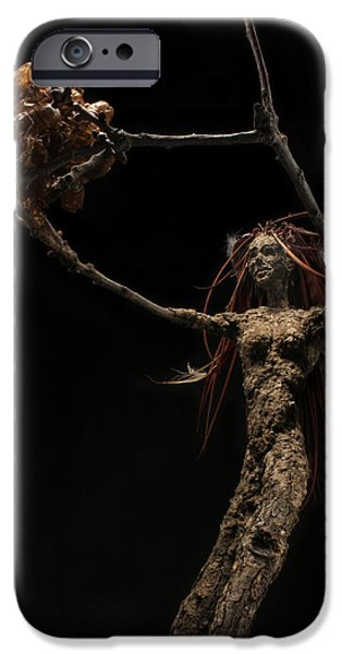 Shed Mixed Media iPhone Cases - Seventh Year Prophecy iPhone Case by Adam Long