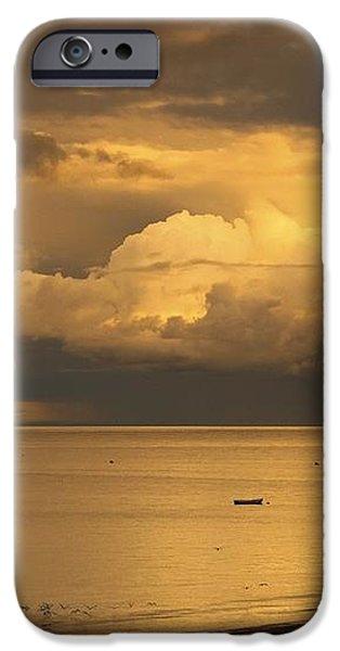 Sunderland, Tyne And Wear, England iPhone Case by John Short